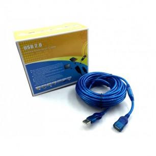 Extensor Repetidor USB Ativo de 20 Metros