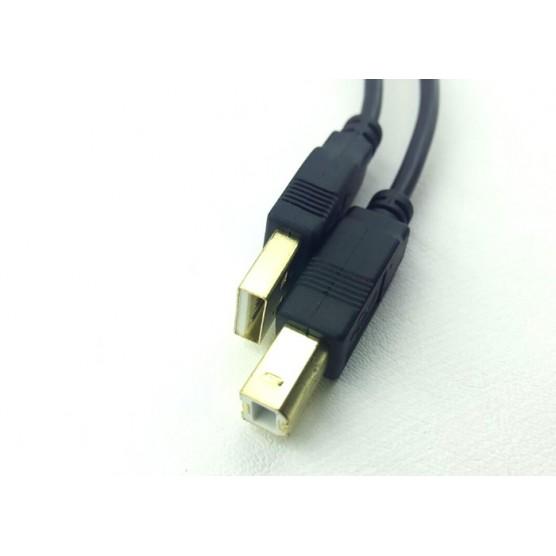 Cabo USB A M x B M 3 Metros C/ Filtros
