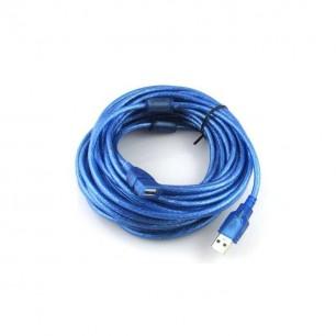 Extensor USB Ativo com Repetidor USB A Macho X A Fêmea 15,00 Metros