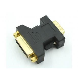 Adaptador VGA M X DVI F (24+5)
