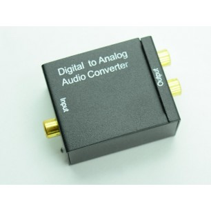 Conversor De Áudio Digital x Áudio Analógico