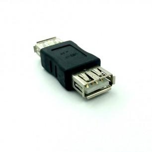 Adaptador USB A Fêmea x A Fêmea
