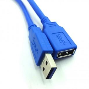 Extensor USB 3.0 A M X A F de 3 Metros