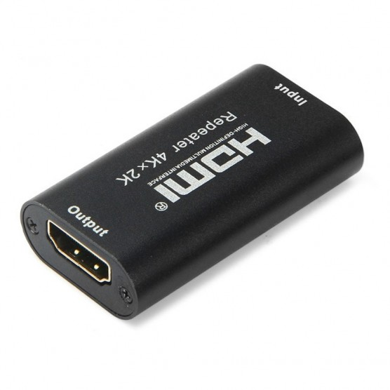 Repetidor HDMI de sinal até 40 Metros 2K x 4K