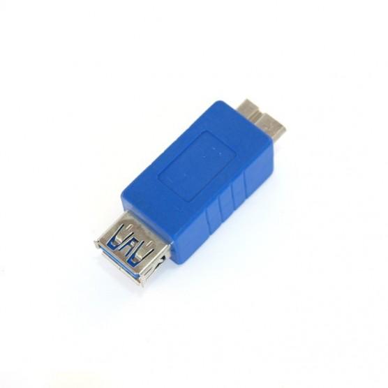 Adaptador USB 3.0 AF X Micro USB 3.0 AM