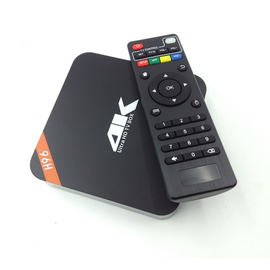 Smart TV Box H96 Android 4K