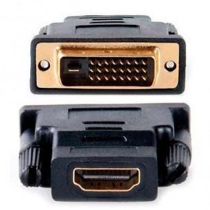 Adaptador HDMI Femea X DVI Macho 24+1