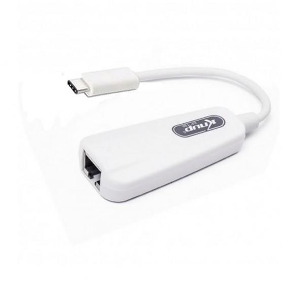 Adaptador USB-C para RJ45 Lan