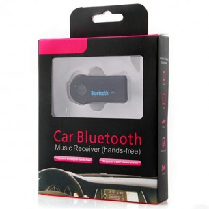 Adaptador Car Bluetooth de Música Mp3 Conexão auxiliar