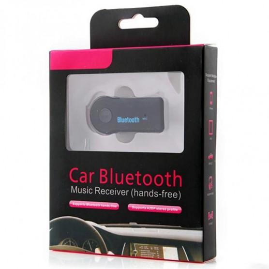 Adaptador Car Bluetooth de Música Mp3 Conexão auxiliar