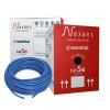 Cabo de rede Nexans Cat5e Essential Azul