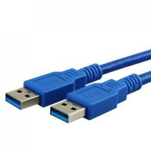 Cabo USB 3.0 A Macho X A Macho 1,80 Metros Alta Velocidade