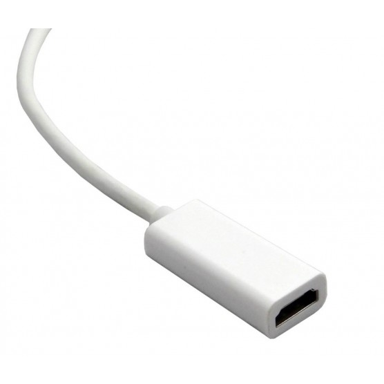 Cabo Adaptador Mini Displayport x HDMI F