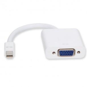 Cabo Thunderbolt Mini DisplayPort x VGA Fêmea