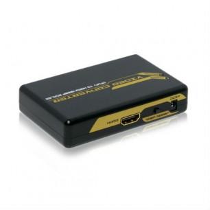 Conversor de Vídeo Componente para HDMI