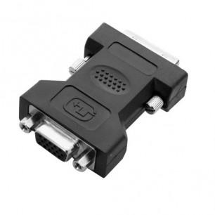 Adaptador DVI-I (Macho) x  VGA (Fêmea)